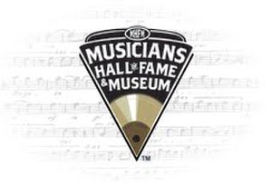 Musicians Hall of Fame and Museum - Official Logo