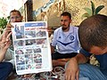 Muslim Brotherhood doctors showing photos of anti-coup protesters killed on July 8th 2013.jpg