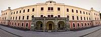 """Muzeul Național al Unirii, fosta clădire """"Babilon"""", Alba Iulia.jpg"""