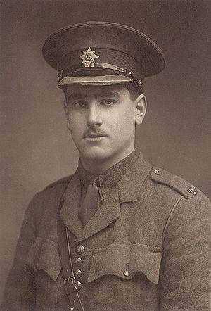 John Kipling - John Kipling in the uniform of the Irish Guards, 1915