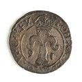 Mynt av silver. 2 öre. 1591 - Skoklosters slott - 109119.tif