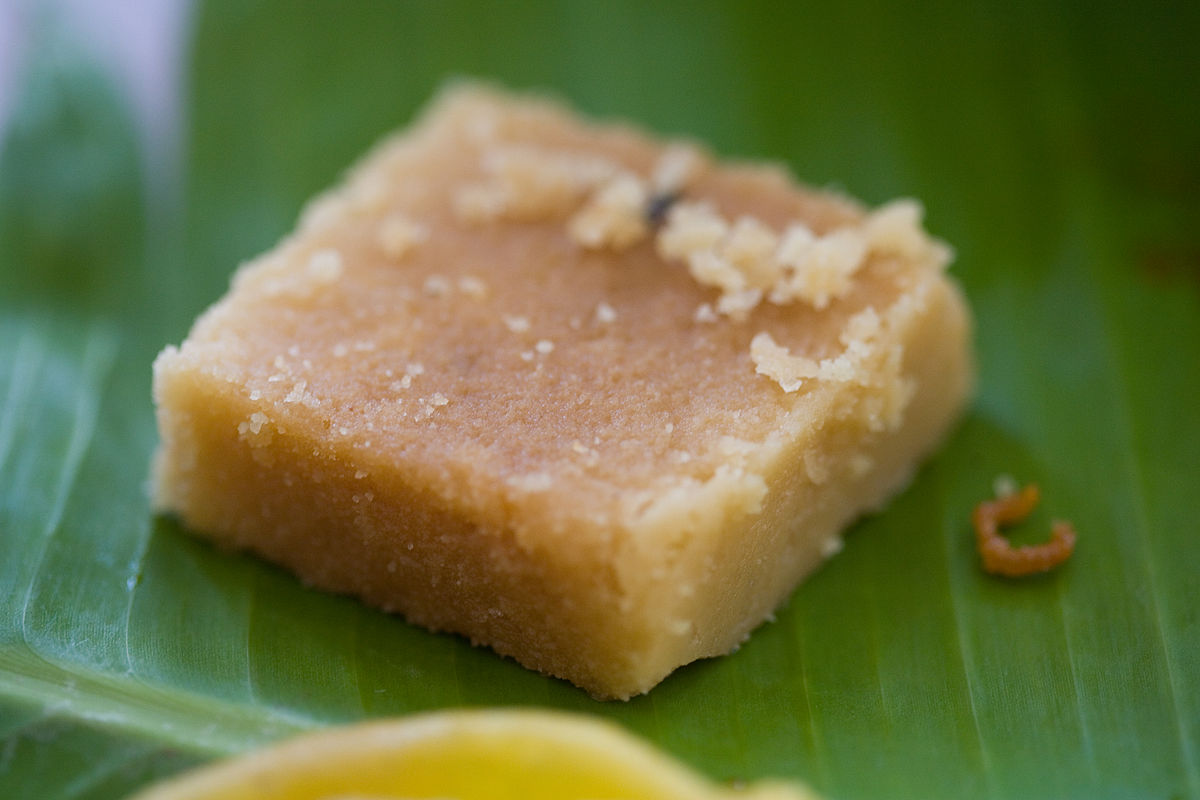 how to prepare mysore pak in kannada