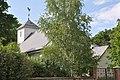 Nīgrandes evaņģēliski luteriskā baznīca, Nīgrandes pagasts, Saldus novads, Latvia - panoramio.jpg