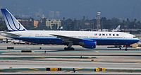 N785UA - B772 - United Airlines