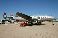 Lockheed L-049 Constellation компании Trans World Airlines