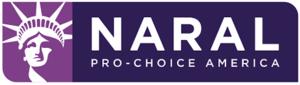 NARAL Pro-Choice America - Image: NARAL Logo 2017