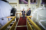 NASA Administrator Tour of Gagarin Cosmonaut Training Center (NHQ201603250034).jpg