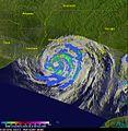 NASA Sees Hurricane Isaac's Heavy Rainfall Rates Over Louisiana, Mississippi (7895622848).jpg