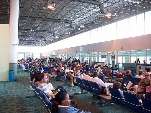 Aeropuerto de Nassau
