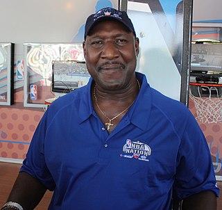Darryl Dawkins American basketball player-coach