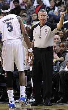 NBA referee Bob Delaney on February 28, 2011.jpg