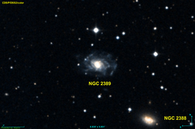 Image illustrative de l'article NGC 2389