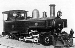 NGR Class N 4-6-2T 1906 - NGR Class N 4-6-2T no. 2