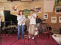 NO Trad Jazz Camp 2012 Palm Court Banu Gibson David Sager.JPG