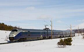 挪威国铁73型电力动车组