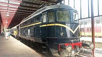 NS Class 1000 - NS Class 1000 Electric loco