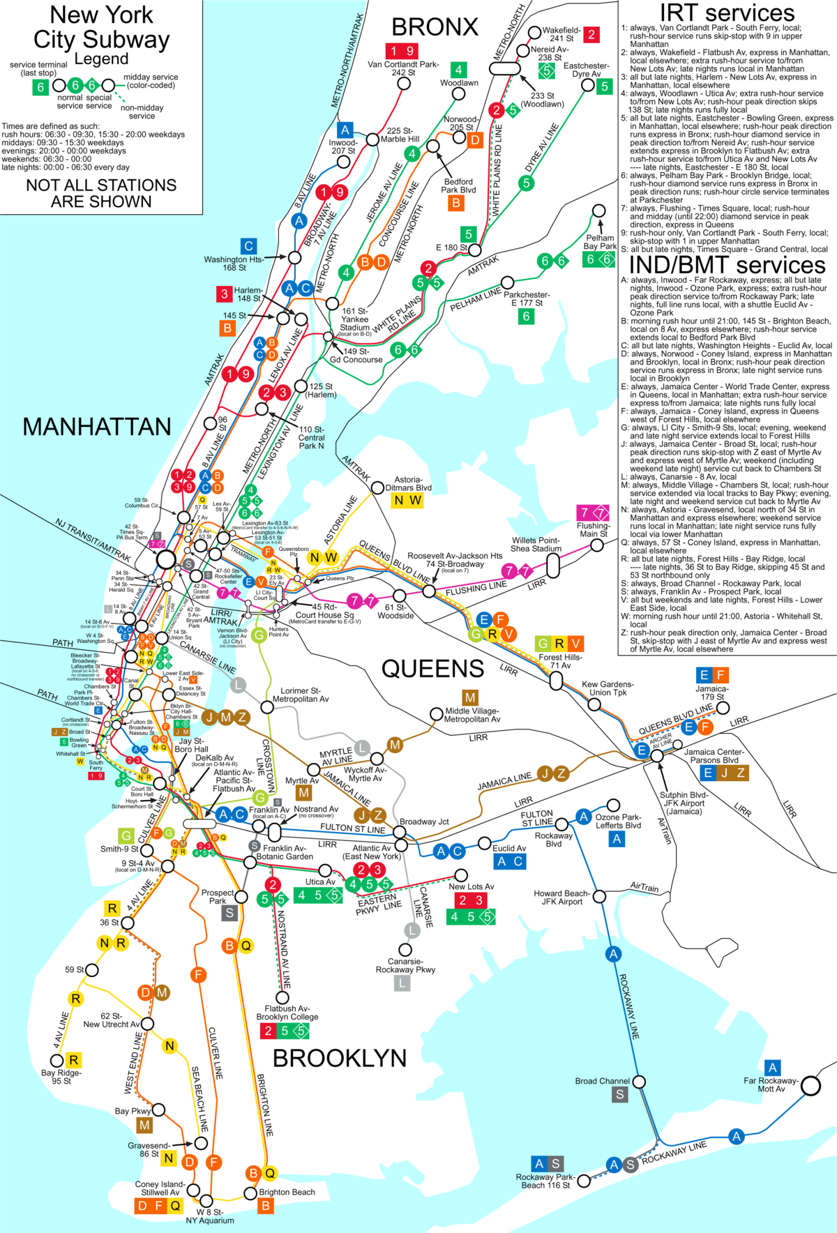 N Subway Map.New York City Subway N Service To Be Restored To Coney Island May 29