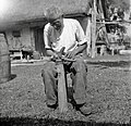 """Na """"klepici"""" sedi in kleplje srp, Vrh 2 1952.jpg"""