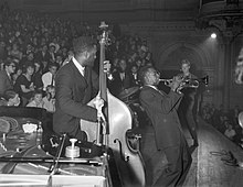 Gene Taylor and Blue Mitchell (Concertgebouw, 1959)