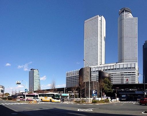 Nagoya Station (West Exit)