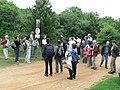 Nagy-Szénás tanösvény - egy túracsoport tagjai.jpg