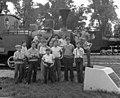 Nagycenk 1979, group photograph - Fortepan 44167.jpg