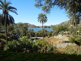 Nakki Lake from Mount Abu Wildlife Sanctuary.JPG