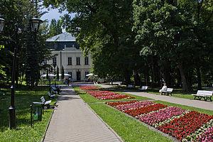 House of Małachowski (Nałęcz) - Image: Naleczow