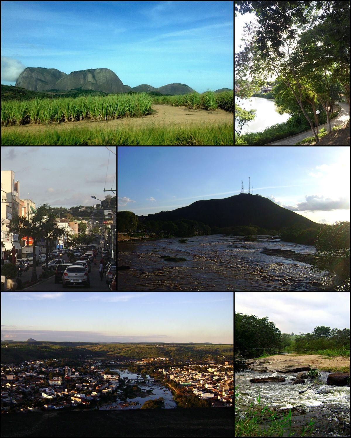 Nanuque Minas Gerais fonte: upload.wikimedia.org