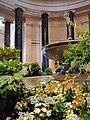 National Gallery of Art rotunda flower display.jpg