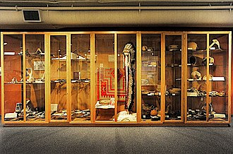 Idaho Museum of Natural History - IMNH displays a diverse collection of artifacts collected from Idaho's Native people