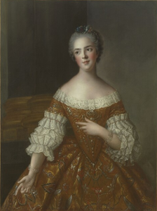 Nattier, workshop of - Henriette of France - Versailles MV 3808.png