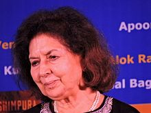 Nayantara Sahagal,Indian origin english language writer,India.jpg