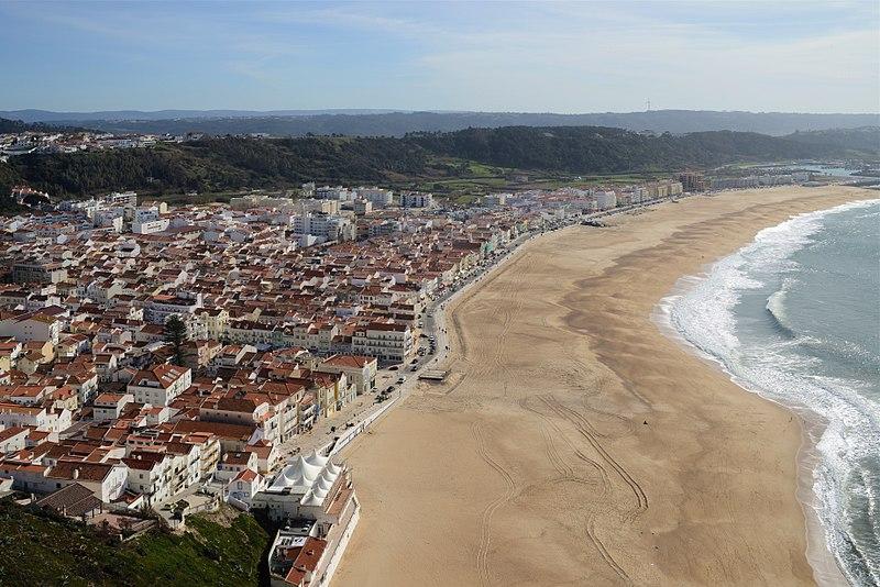Passeios nas praias de Portugal