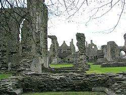 Ruinen von Neath Abbey