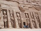 Nefertari Temple Abu Simbel May 30 2007