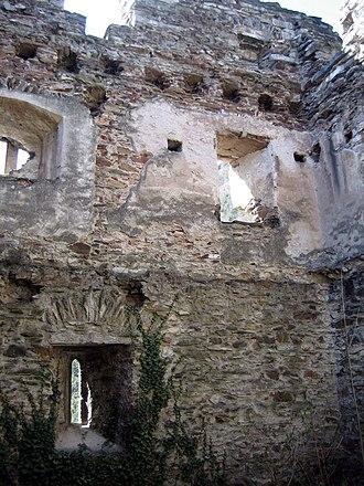 Neuburg Castle - Image: Neuburg Wohnraum