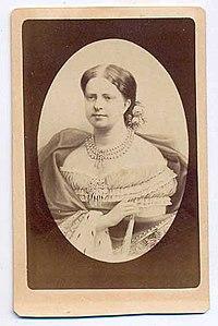 Neurdein, Etienne (1832-1918) - Maria Clotilde di Savoia - 1890s recto.jpg