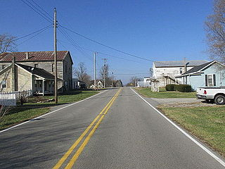 Green Township, Clinton County, Ohio Township in Ohio, United States