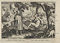 New Inventions of Modern Times -Nova Reperta-, The Discovery of America, plate 1 MET DP841124.jpg