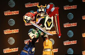 Voltron - Voltron at New York Comic Con 2016