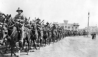 New Zealand Mounted Rifles Brigade