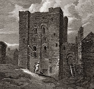 Siege of Newcastle - Newcastle Castle