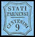 NewspaperStampParma1853Michel1.jpg