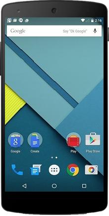 Nexus 5 L