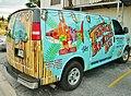 Nice advertised van at Madeira Beach, Florida - panoramio.jpg