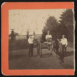 Gettysburg Battlefield Memorial Association