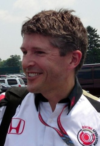 Nick Fry - Fry at the 2006 United States Grand Prix