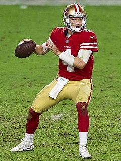 Nick Mullens American football player