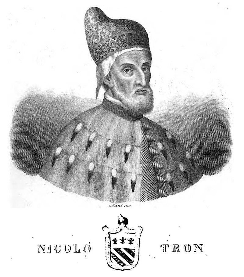 Nicolò Tron LXVIII Doge di Venezia 1471.jpg